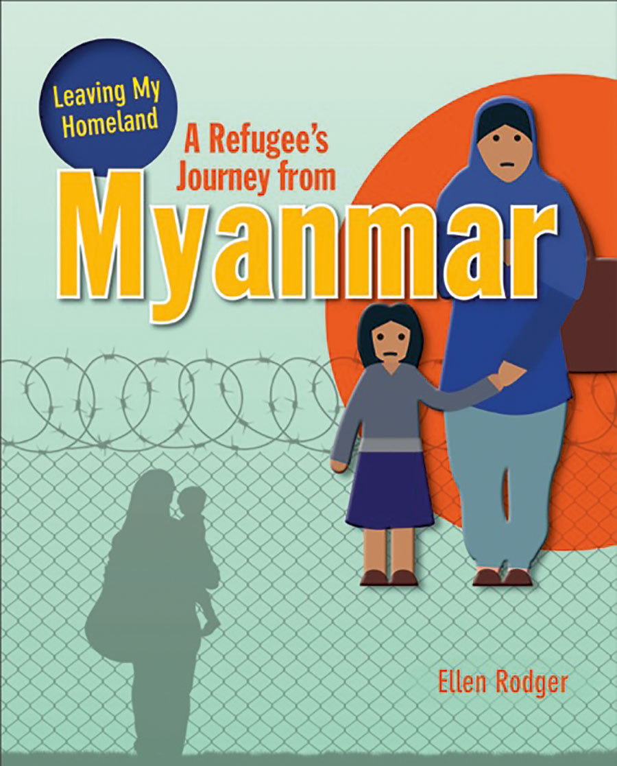 Leaving My Homeland: After the Journey – Hoping for a Home after Myanmar