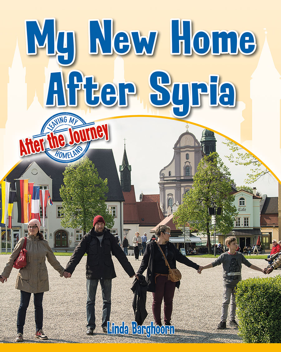 Leaving My Homeland: After the Journey – My New Home After Syria