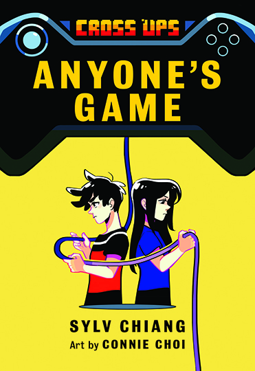 Anyone's Game: Book Two in Cross Up Series