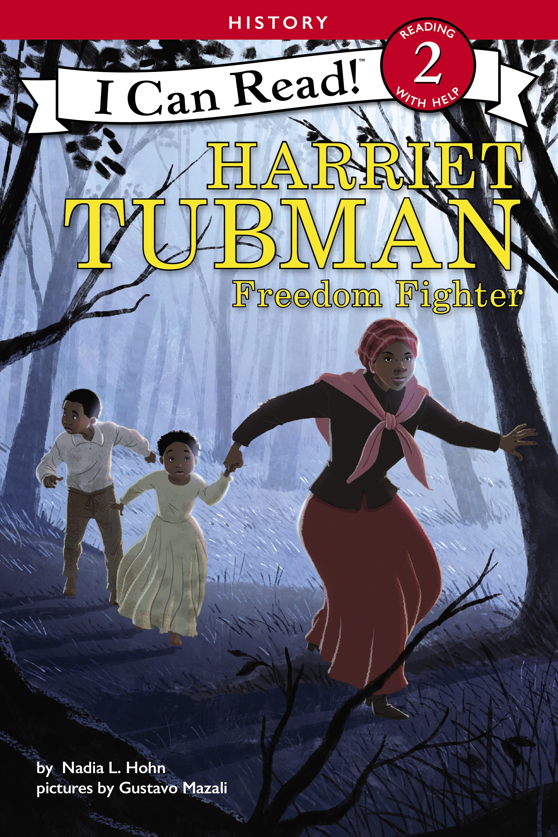 I Can Read: Harriet Tubman