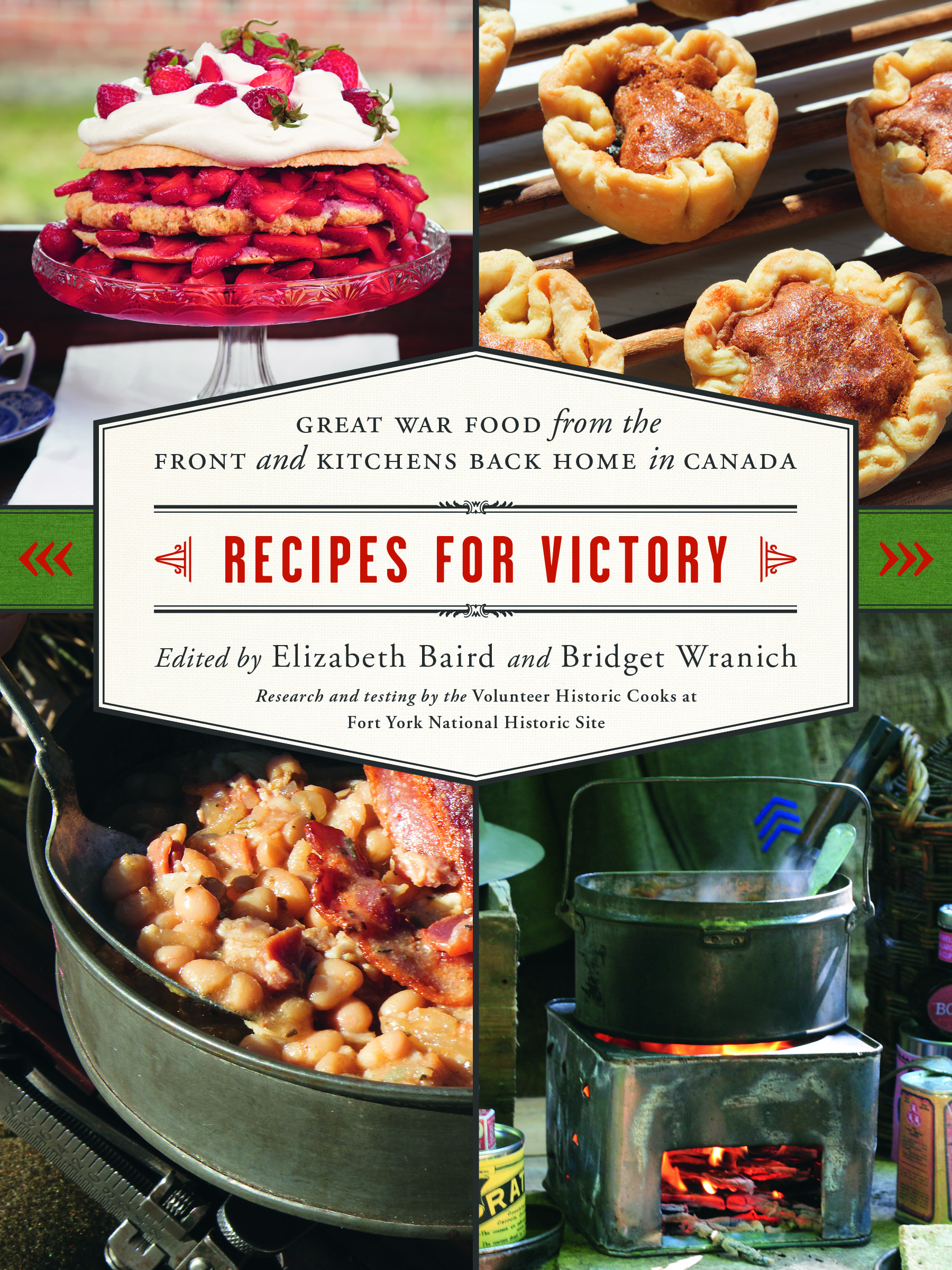 Recipes for Victory