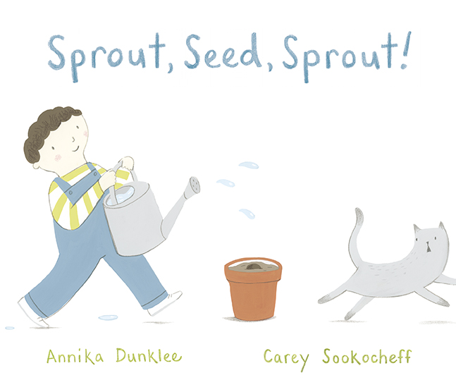 Sprout, Seed, Sprout!