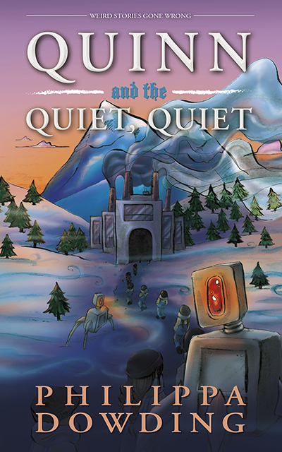 Quinn and the Quiet, Quiet