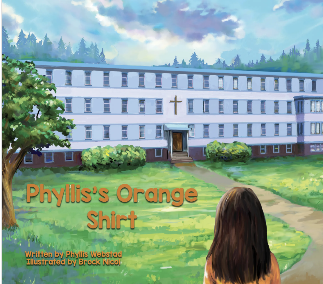 Phyllis's Orange Shirt/The Orange Shirt Story